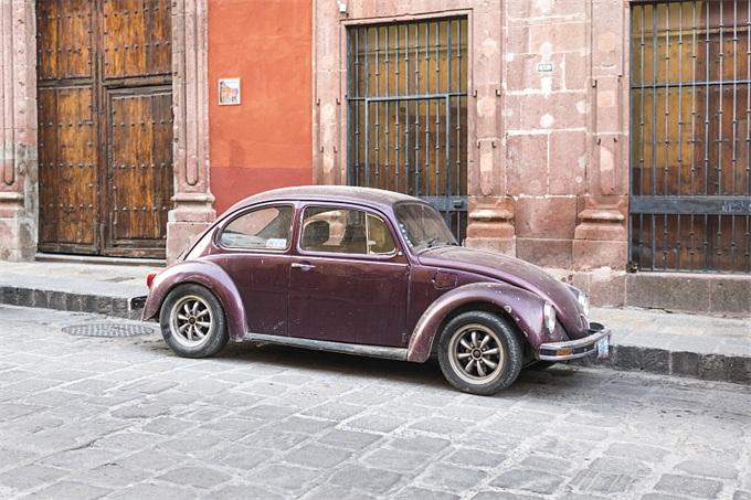 """大众甲壳虫停产!将在博物馆展出 获评""""最具影响力的20世纪汽车"""""""