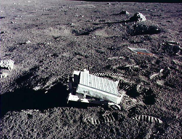 持续50多年的阿波罗史诗月球实验——月球激光实验