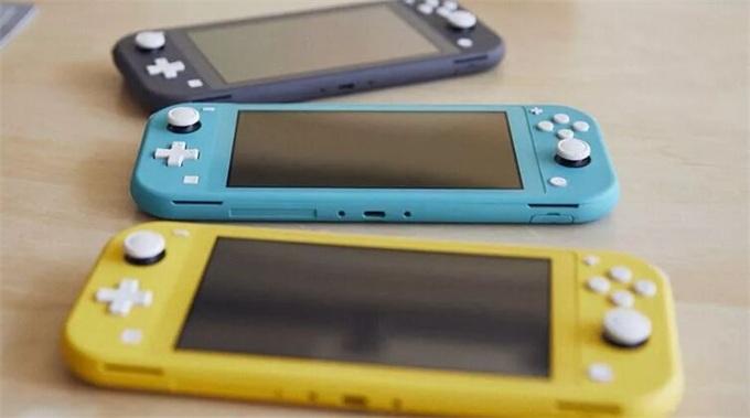 任天堂Switch Lite和新款续航王Switch怎么选?网友:全要了!