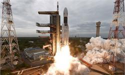 印度月船2号成功发射升空,或将成为第四个登陆月球的国家