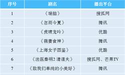 2018年中国<em>网络</em>电视剧市场分析与发展趋势 制作方分账模式逐步发展中【组图】