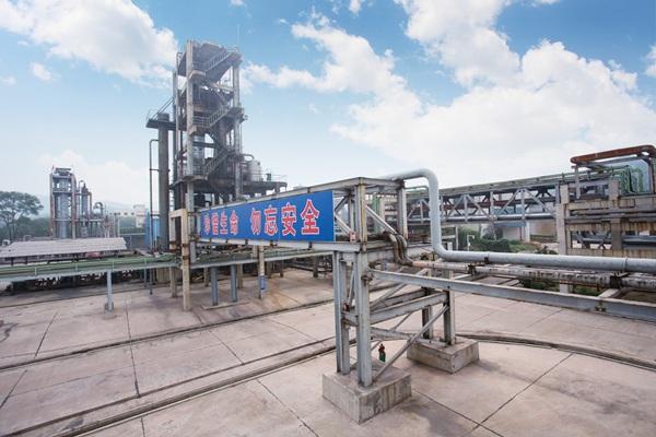 云南省磷化工产业强势崛起 涌现大批肥料企业巨头