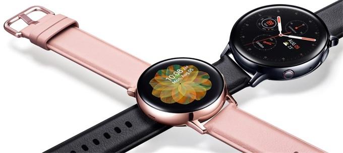 """三星Active 2智能手表:虚拟""""旋转表圈""""触控感十足 健康管理更人性化"""