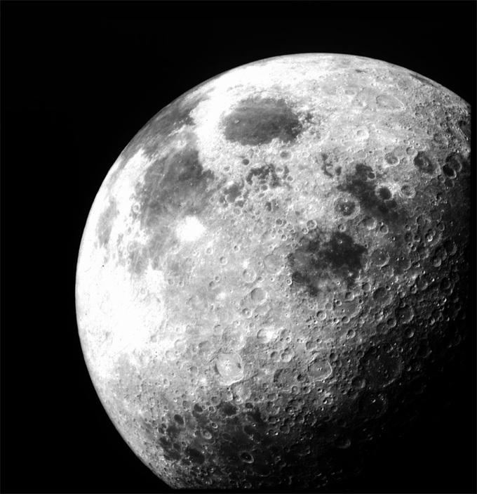 月球上有水熊?以色列Beresheet着陆器竟然携带了地球生物到月球?