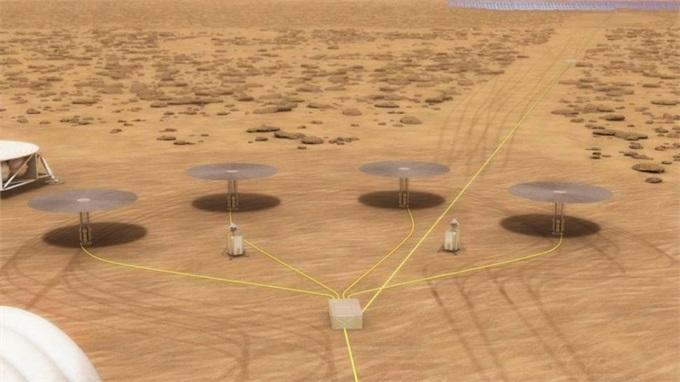美国在火星人类基地的核反应堆已准备就绪 2022年可进行地外演示任务