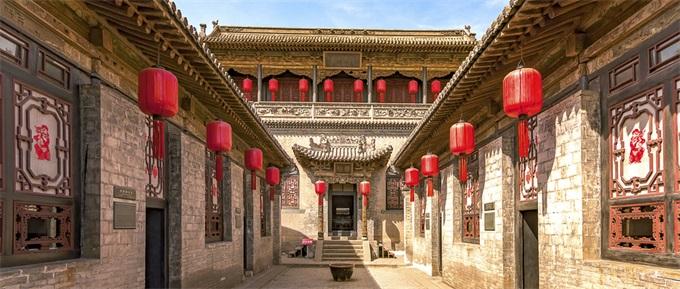 北京時間:整改一新!喬家大院重開 成人門票價格從138元下調為115元