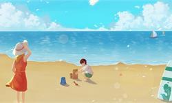 甩锅?网红沙滩仙本那堆满垃圾,网友却称:不能怪游客