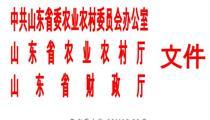 2019年乡村振兴齐鲁样板省级示范区创建政策