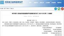 河北省发布冰雪装备器材产业未来三年发展计划