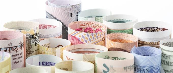 新版人民币印制过程