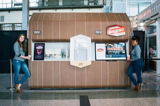 富士康正用自动咖啡机器人扩大业务 正与Briggo公司合作