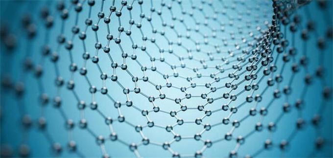 石墨烯分子网格