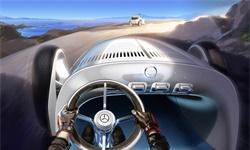 致敬百年前首款现代化汽车 奔驰发布复古概念车