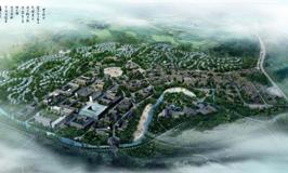 【组图】原生态酿造第一镇旅游区总体策划方案