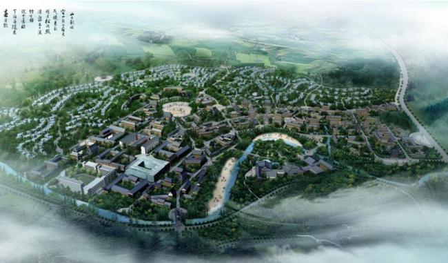 原生态酿造第一镇旅游区总体策划方案