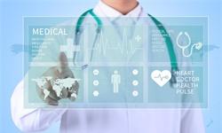 2019年中国医疗<em>信息化</em>行业市场竞争格局及发展趋势 依靠品牌知名度争夺有限市场