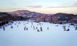 2018年中国滑雪场馆行业市场分析:高端雪场数量逐渐增长 国产设备占比逐渐增高