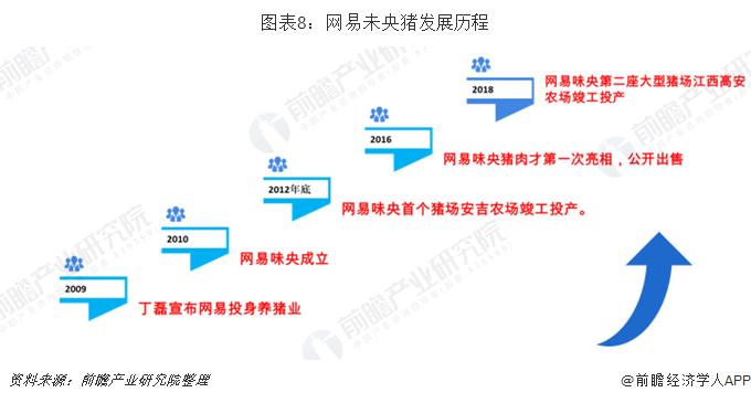 图表8:网易未央猪发展历程