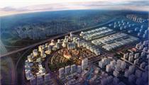 传化华商汇中原物流小镇核心区项目规划案例