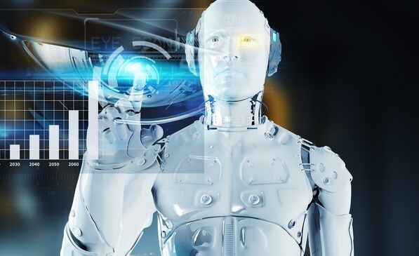 丰田研究院使用虚拟现实训练机器人 以3D方式查看机器人