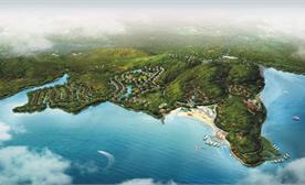 鄱阳湖国际度假村修建性规划案例【组图】