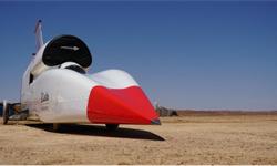 """超音速汽车""""寻血猎犬""""又回来了 它的极速目标不止1227公里/时"""