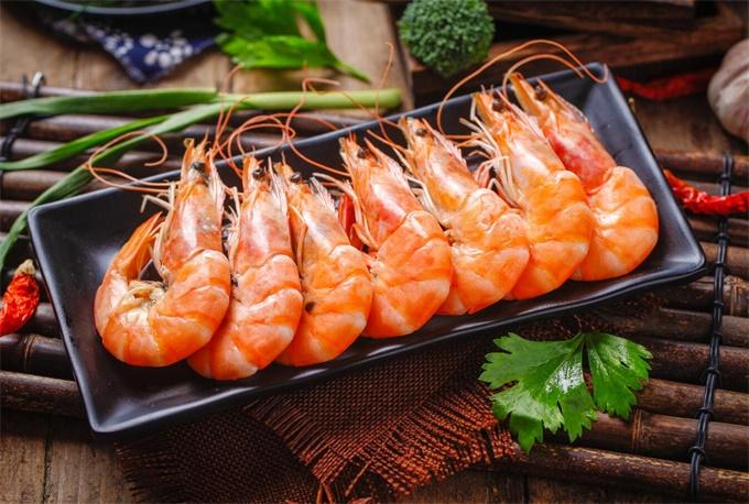 美味对虾菜品