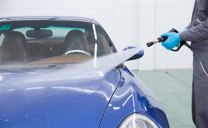 汽车清洗保养