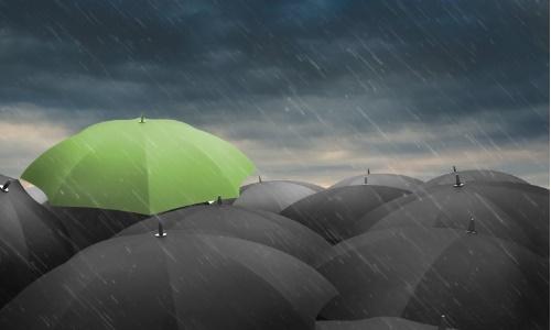 人工降雨成暴雨