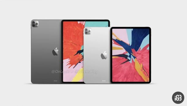 �魈O果2020���l布�煽�iPad Pro:浴霸三�z、新增玻璃背板、A13芯片