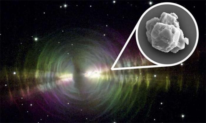 50年前一块陨石藏着地球上最古老的物质:70亿年前的星尘 比太阳还老!
