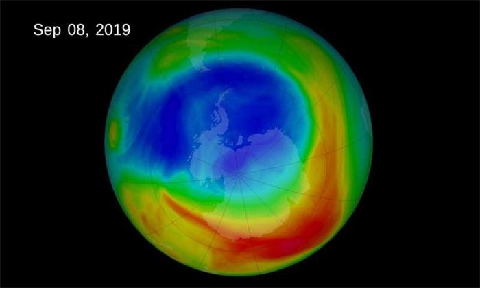 地球臭氧层恢复速度异常慢!原因竟出自于臭氧自身?