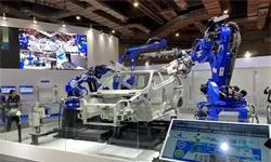 2019年中国工业机器人行业市场分析:年度产量首次负增长 相关上市企业业绩下滑