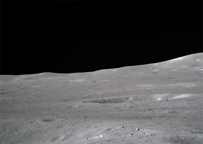 嫦娥3号传回图片_嫦娥四号发回月球神秘背面超清照片 外媒惊叹史诗级画面!_产经 ...