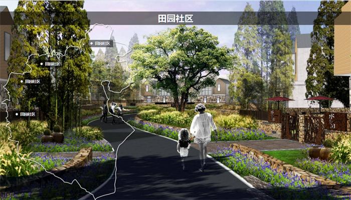 成都田园综合体规划
