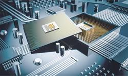 """2020年中国<em>芯片</em>行业市场现状及发展趋势分析 """"新基建""""将助推高端<em>芯片</em>创新性发展"""