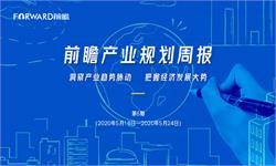 前瞻产业规划周报第6期:《关于新时代推进西部大开发形成新格局的引导意见》发布