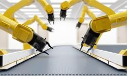 2020年中国<em>焊接</em>机器人行业市场现状及发展前景分析 预计全年市场规模将近150亿元