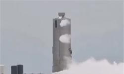 """""""殖民火星梦""""再搁浅!SpaceX星舰原型机第三次爆炸,求宇航员心理面积"""