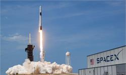 SpaceX超重型助推器被公開:搭載29個猛禽發動機,將把星際飛船送入太空