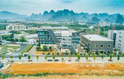 大岭山产业园正加快园区规划建设