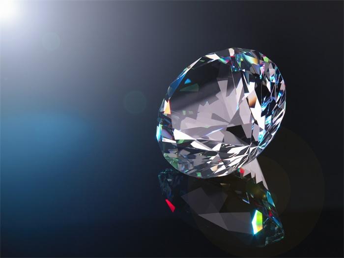 贵是有道理的!库里南钻石诞生于接近地核的深处,全球只有两颗钻石如此特殊
