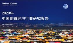 """小小地攤煥發""""中國的生機"""" 前瞻產業研究院發布《2020年中國地攤經濟行業研究報告》"""