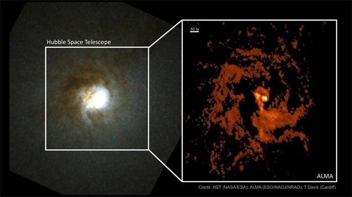 超大质量黑洞的成因出现新突破:克服了十年来相互矛盾的结果