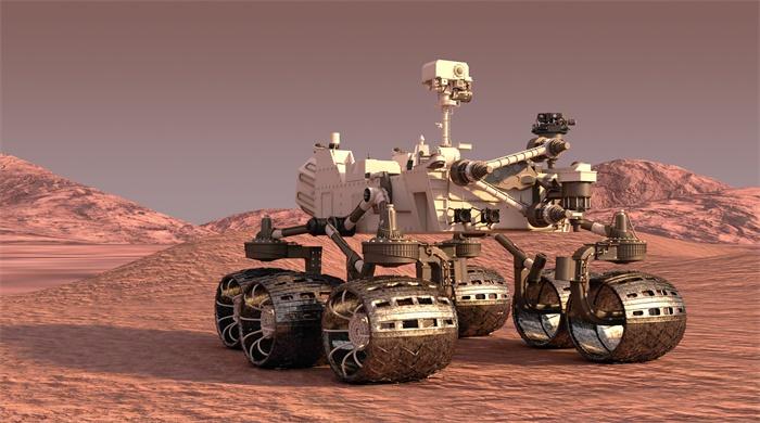 """就地取材!美国""""毅力号""""火星车发射升空 科学家首次在火星上进行氧气制造实验"""