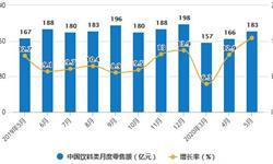 2020年1-5月中国<em>饮料</em>行业市场分析:累计产量将近6000万吨
