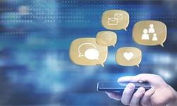 2020年中国网络<em>媒体</em>行业市场现状及发展趋势分析 5G+区块链技术加速布局