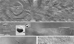 火星和月球表面下的熔岩管道比地球的大1000倍 未来太空探索行星基地有了!