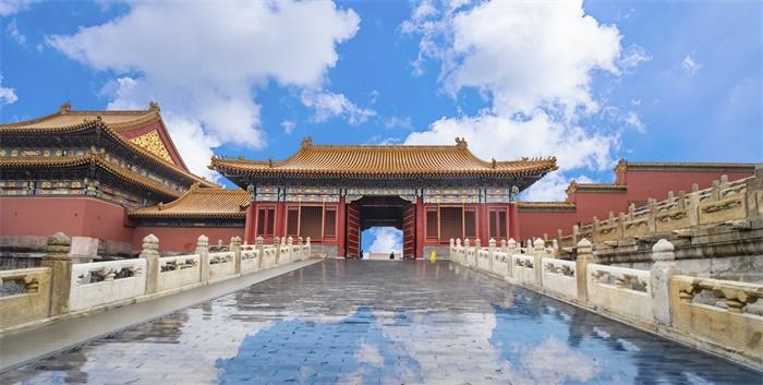 """故宮聯合騰訊推出""""數字故宮""""小程序,收錄600件院藏珍貴器物"""