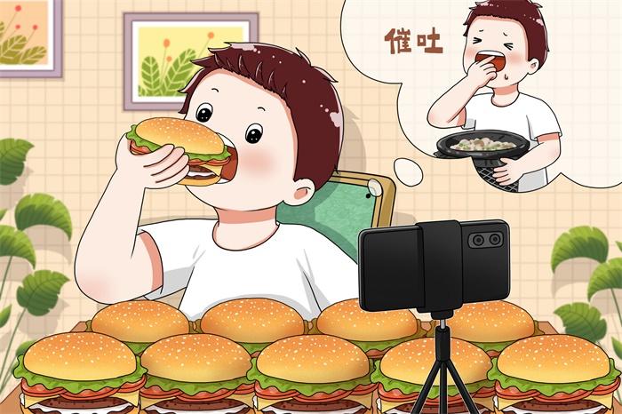 大胃王自曝為吃播負債數十萬!不但浪費糧食,賺的錢還不夠吃的多